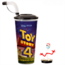 Kép 1/5 - Toy Story 4 pohár és Forky topper