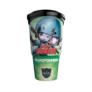 Kép 4/5 - Transformers: Az utolsó lovag pohár, Megatron topper és popcorn tasak