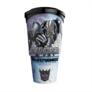 Kép 4/5 - Transformers: Az utolsó lovag pohár, Autobot Sqweeks topper és popcorn tasak
