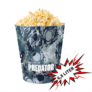 Kép 1/2 - Predator - A ragadozó 'giga' dombornyomott popcorn vödör (6,8 literes)