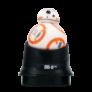 Kép 2/4 - Star Wars: Az utolsó Jedik pohár BB-8 topper és popcorn tasak