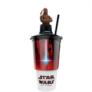 Kép 1/4 - Star Wars: Az utolsó Jedik pohár Chewbacca topper és popcorn tasak
