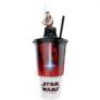 Kép 1/4 - Star Wars: Az utolsó Jedik pohár és Rey topper és popcorn tasak