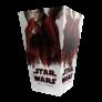 Kép 4/4 - Star Wars: Az utolsó Jedik pohár és Rey topper és popcorn tasak